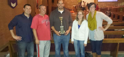 Team Chapman and the Heros 2014 Family Feud World Champions
