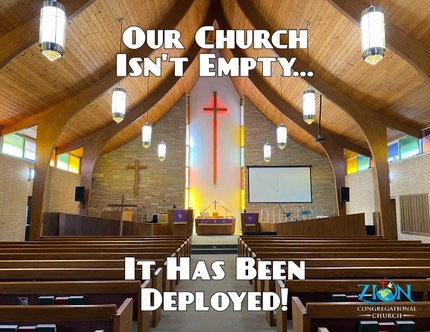 Zion Deployed Church